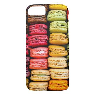 Capa iPhone 8/ 7 Macarons empilhados