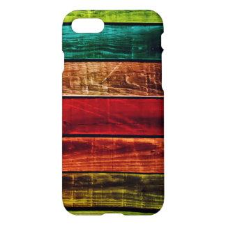 Capa iPhone 8/7 Madeira de néon