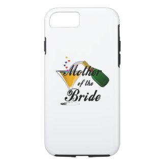 Capa iPhone 8/ 7 Mãe do brinde de Champagne da noiva