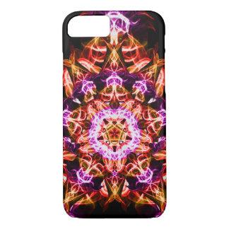 Capa iPhone 8/ 7 Mandala da energia de Bringer do alvorecer da