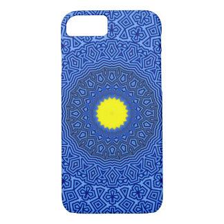 Capa iPhone 8/ 7 Mandala do caleidoscópio em EDIÇÃO LIMITADA de