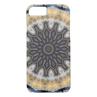 Capa iPhone 8/ 7 Mandala do caleidoscópio em Viena: Teste padrão