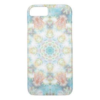Capa iPhone 8/ 7 Mandala Pastel da flor