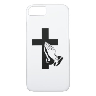 Capa iPhone 8/ 7 Mão Praying Phonecase