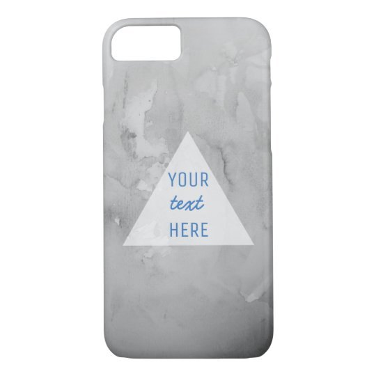 Capa iPhone 8/ 7 Marble and quote