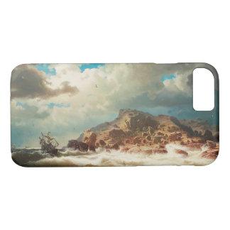 Capa iPhone 8/ 7 Marcus Larson - navio pela costa