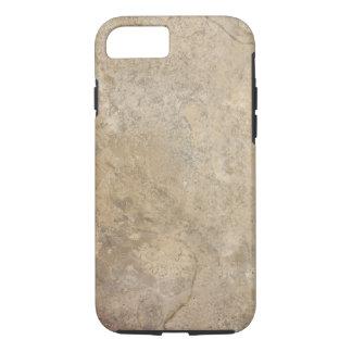 Capa iPhone 8/ 7 Mármore do outono de Brown
