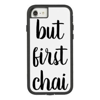 Capa iPhone 8/ 7 Mas primeiro Chai!