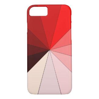 Capa iPhone 8/ 7 máscaras do vermelho