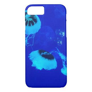 Capa iPhone 8/ 7 Medusa em México (azul)