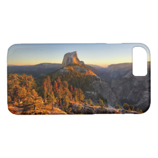 Capa iPhone 8/ 7 Meia abóbada no por do sol - Yosemite