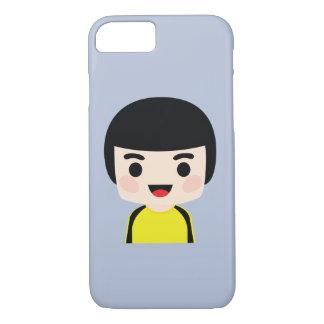 Capa iPhone 8/ 7 Menino de Kungfu