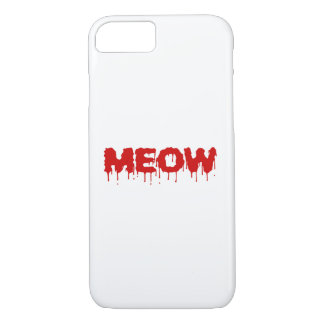 Capa iPhone 8/ 7 Meow