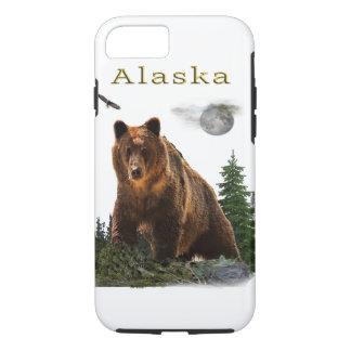 Capa iPhone 8/ 7 Mercadoria do estado de Alaska