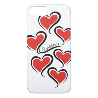 Capa iPhone 8/ 7 Meus namorados do querido