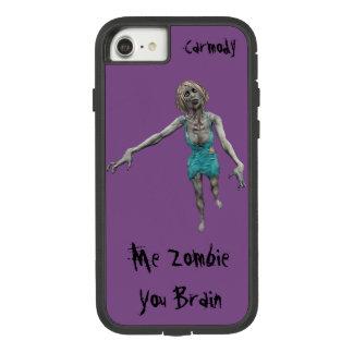 Capa iPhone 8/ 7 Mim zombi - você cérebro