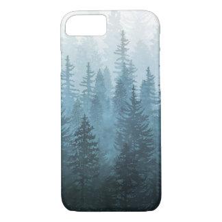 Capa iPhone 8/ 7 Minha floresta secreta enevoada