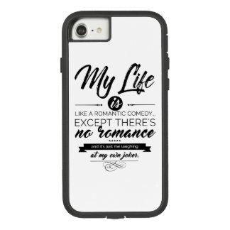 Capa iPhone 8/ 7 Minha vida é como uma comédia romântica