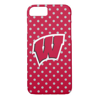 Capa iPhone 8/ 7 Mini bolinhas de Wisconsin |