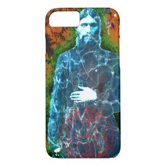 Capa iPhone 8/ 7 Monge louca da história do russo de Grigori