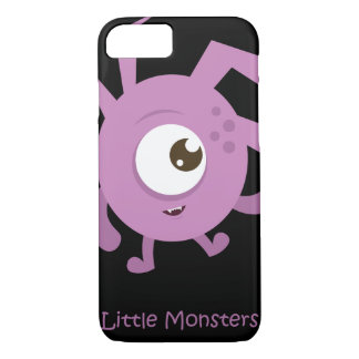 Capa iPhone 8/ 7 Monstro pequenos 2017