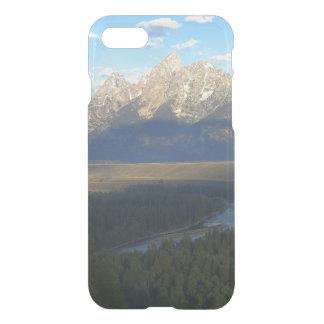 Capa iPhone 8/7 Montanhas de Jackson Hole (parque nacional grande