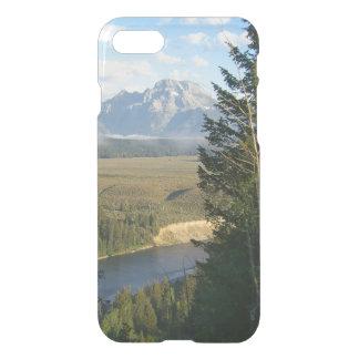 Capa iPhone 8/7 Montanhas e rio de Jackson Hole