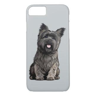 Capa iPhone 8/ 7 Monte de pedras Terrier