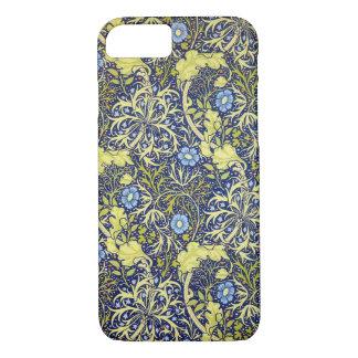 Capa iPhone 8/ 7 Morris de william do vintage da alga