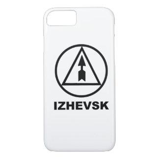 Capa iPhone 8/ 7 Mosin Nagant/arsenal de AK-47 Izhevsk caso do