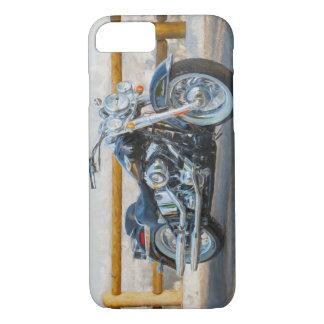 Capa iPhone 8/ 7 Motocicleta do esporte que negligencia ângulos do