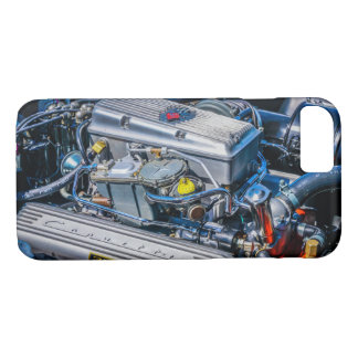 Capa iPhone 8/ 7 Motor injetado combustível de Corveta