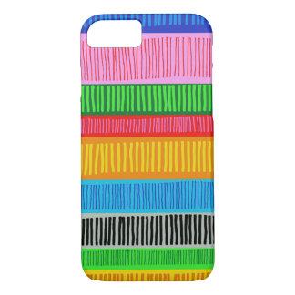 Capa iPhone 8/ 7 multicolorido