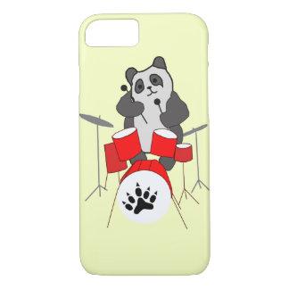 Capa iPhone 8/ 7 músico da panda