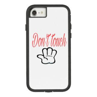 Capa iPhone 8/ 7 não toque em meu telefone