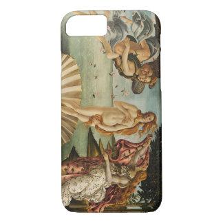 Capa iPhone 8/ 7 Nascimento de Venus por Botticelli