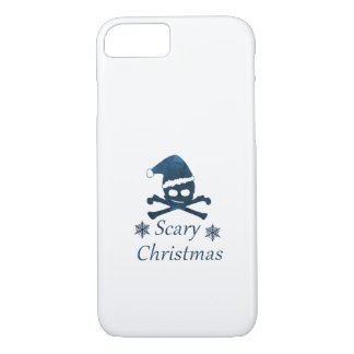 Capa iPhone 8/ 7 Natal assustador