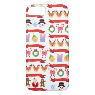 Capa iPhone 8/ 7 Natal bonito