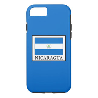 Capa iPhone 8/ 7 Nicarágua