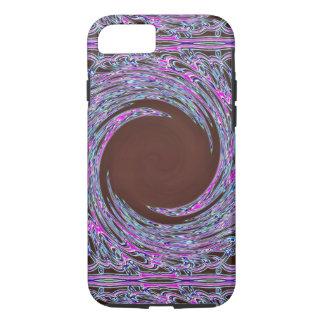 Capa iPhone 8/ 7 No Bandanna cor-de-rosa de Colorfoil