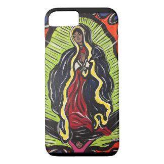 Capa iPhone 8/ 7 Nosso caso do iPhone 7 da senhora Guadalupe