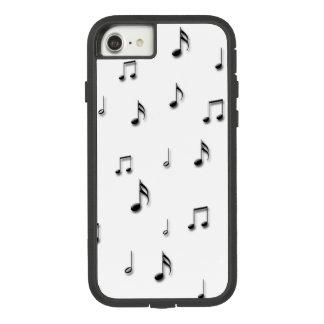 Capa iPhone 8/ 7 Notas musicais