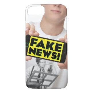 Capa iPhone 8/ 7 Notícia falsificada!