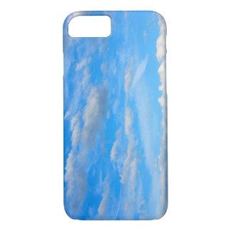 Capa iPhone 8/ 7 Nuvens do algodão