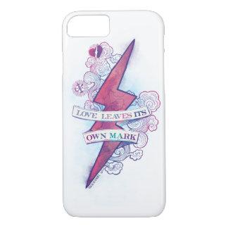 Capa iPhone 8/ 7 O amor do período   de Harry Potter deixa sua