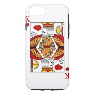 Capa iPhone 8/ 7 O coração do rei