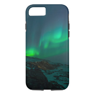 Capa iPhone 8/ 7 O costume de Borealis da Aurora da aurora boreal