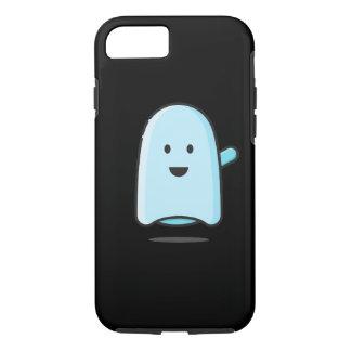 Capa iPhone 8/ 7 O Dia das Bruxas - caixa bonito do fantasma