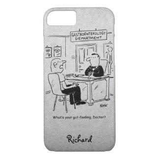 Capa iPhone 8/ 7 O doutor é perguntado qual seu