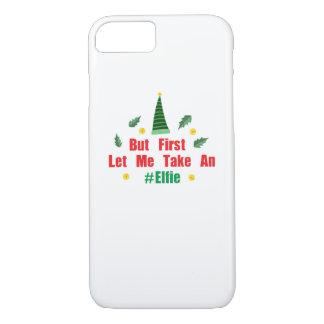 Capa iPhone 8/ 7 O duende do Natal mas deixou-me primeiramente
